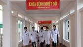 Lãnh đạo tỉnh Hà Tĩnh và ngành y tế đi kiểm tra công tác phòng, chống dịch bệnh tại bệnh viện