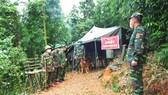 BĐBP Hà Tĩnh lập chốt kiểm tra, kiểm soát ngăn chặn người dân vượt biên trái phép