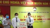 Doanh nghiệp tham gia ủng hộ công tác phòng, chống dịch Covid-19 tại Hà Tĩnh