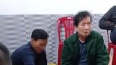 Hình ảnh ông Phạm Đại Dũng tại chiếu bài