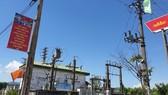 Khu vực gần hiện trường xảy ra sự việc phóng điện