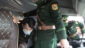 Vũ Ngọc Yên trốn trên xe tải, nhập cảnh trái phép vào Việt Nam