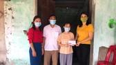 Bạn đọc Báo SGGP trao 23,4 triệu đồng cho hoàn cảnh khó khăn ở Hà Tĩnh