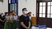 Bị cáo Trần Minh Trường tại phiên tòa