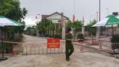 Lãnh đạo tỉnh Hà Tĩnh và ngành chức năng kiểm tra các chốt phòng, chống dịch trên địa bàn
