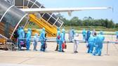 Từ ngày 6-8 đến ngày 8-8, Hà Tĩnh đã hoàn thành 5 chuyến bay đón hơn 1.000 người dân từ TPHCM và các tỉnh phía Nam trở về quê