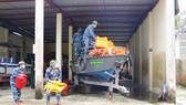 Bộ đội Biên phòng Hà Tĩnh sẵn sàng lực lượng, phương tiện phòng chống bão