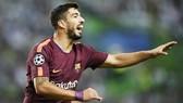 Suarez cảm thông với quyết định của HLV Valverde. Ảnh: Getty Images
