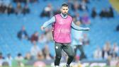 Sergio Aguero gặp rắc rối chỉ 2 ngày sau trận Champions League thất vọng. Ảnh: Getty Images