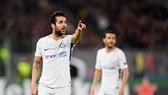 Cesc Fabregas thất vọng ở trận thua tại Roma hôm giữa tuần. Ảnh: Getty Images