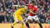 Marcus Rashford (phải) là cái tên mà HLV Jose Mourinho chỉ rõ đã gây thất vọng. Ảnh: Getty Images