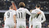 Ronaldo muốn BBC trở lại. Ảnh: Getty Images