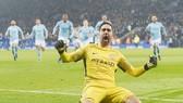 Claudio Bravo là chỗ dựa vững chắc của Man.City ở mặt trận cúp quốc nội. Ảnh: Getty Images