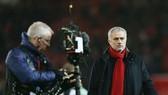 HLV Jose Mourinho tự tin vào kế hoạch tái thiết Man.United. Ảnh: Getty Images