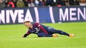 Neymar dính chấn thương. Ảnh: Getty Images