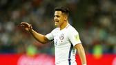 Trở lại tuyển Chile, Alexis Sanchez thừa nhận đang ở vào thời điểm khó khăn nhất sự nghiệp. Ảnh: Getty Images