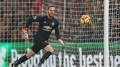David de Gea xứng đáng được thừa nhận là ngôi sao hàng đầu của sân Old Trafford. Ảnh: Getty Images