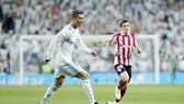 Không thi đấu ở vòng 34 La Liga, Ronaldo sẽ có được thể lực tốt nhất. Ảnh: Getty Images.
