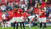 Hình ảnh trái ngược ở bán kết Cúp FA. Ảnh: Getty Images