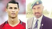 Vệ sĩ Marecos sẽ bảo vệ Ronaldo trong thời gian diễn ra World Cup 2018. Ảnh The Sun.