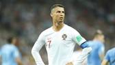 """Cristiano Ronaldo một lần nữa thất bại trong """"điệp vụ World Cup"""". Ảnh: Getty Images"""