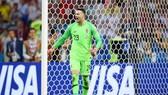 Danijel Subasic là nhân tố quan trọng nhất giúp Croatia tiến xa đến giai đoạn này. Ảnh: Getty Images