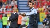 HLV Gareth Southgate và đồng nghiệp Roberto Martinez xem ra chưa thể có lần đấu trí sòng phẳng với nhau. Ảnh: Getty Images