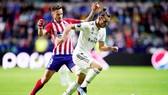 Bale đã chơi không tốt trong hiệp hai của trận đấu. Ảnh: Getty Images