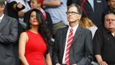 Chủ sở hữu John W. Henry (phải) quyết tâm đưa Liverpool trở lại đỉnh cao. Ảnh: Getty Images