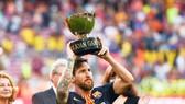 Nếu không có Newell's Old Boys, Messi chẳng thể có vinh quang ngày nay. Ảnh Getty Images