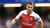 Aaron Ramsey quyết định không ký hợp đồng mới với Arsenal. Ảnh: Getty Images