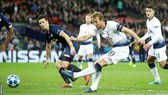Harry Kane trong tình huống ghi bàn gỡ hòa. Ảnh: Getty Images