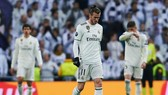 Gareth Bale vào sân ngay đầu hiệp 2 cũng không thế cứu Real tránh khỏi thảm kịch. Ảnh: Getty Images