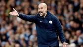 HLV Pep Guardiola đã phải trải qua thêm một lần thất vọng trước Crystal Palace. Ảnh: AFP