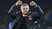 HLV Ole Gunnar Solskjaer tuyên bố Man.United luôn chơi tấn công. Ảnh: AFP