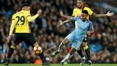 Raheem Sterling và Man.City chắc chắn sẽ hài lòng khi gặp Watford ở chung kết FA Cup. Ảnh: Getty Images