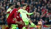 Giấc mơ Champions League của Philippe Coutinho cùng Barca đã bị phá hủy bởi chính Liverpool. Ảnh: Getty Images