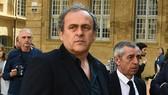 Michel Platini luôn khẳng định bản thân vô can. Ảnh: Goal.com
