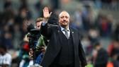 HLV Rafa Benitez rời Newcastle khi hợp đồng kết thúc. Ảnh: Getty Images