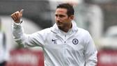 HLV Frank Lampard vẫn hài lòng với màn ra mắt. Ảnh: Getty Images
