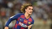Antoine Griezmann vừa ra mắt cùng Barca, nhưng tương lai thì chưa chắc chắn. Ảnh: Getty Images
