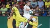 Gareth Bale chói sáng nhưng vẫn không đủ giúp Real chiến thắng. Ảnh: Getty Images
