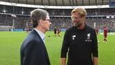 HLV Jurgen Klopp nhận chỉ tiêu từ ông chủ là phải thắng Premier League. Ảnh: Getty Images