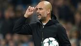 HLV Pep Guardiola không đặt áp lực thắng Champions League cùng Man.City. Ảnh: Getty Images