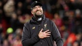 Jurgen Klopp nhưng vẫn chưa chịu triển hạn hợp đồng với Liverpool. Ảnh: Getty Images