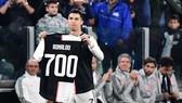 Cristiano Ronaldo vẫn tràn đầy khát khao chinh phục những đỉnh cao mới. Ảnh: Getty Images