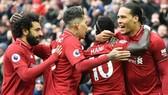 Các ngôi sao của Liverpool tiếp tục thống trị đề cử. Ảnh: Daily Express