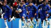Chelsea đã tránh khỏi thất bại đầy ngoạn mục trên sân nhà. Ảnh: Getty Images