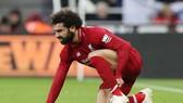 Mohamed Salah đang khiến chấn thương thêm nghiêm trọng. Ảnh: Getty Images