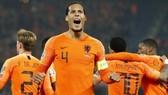 """Virgil van Dijk rút khỏi tuyển Hà Lan vì """"lý do cá nhân"""". Ảnh: Getty Images"""
